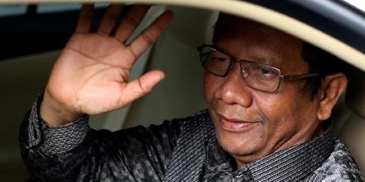 Mahfud Md Ingatkan Rommy Tahun Lalu: Anda Hati-hati Lho Dijejak KPK