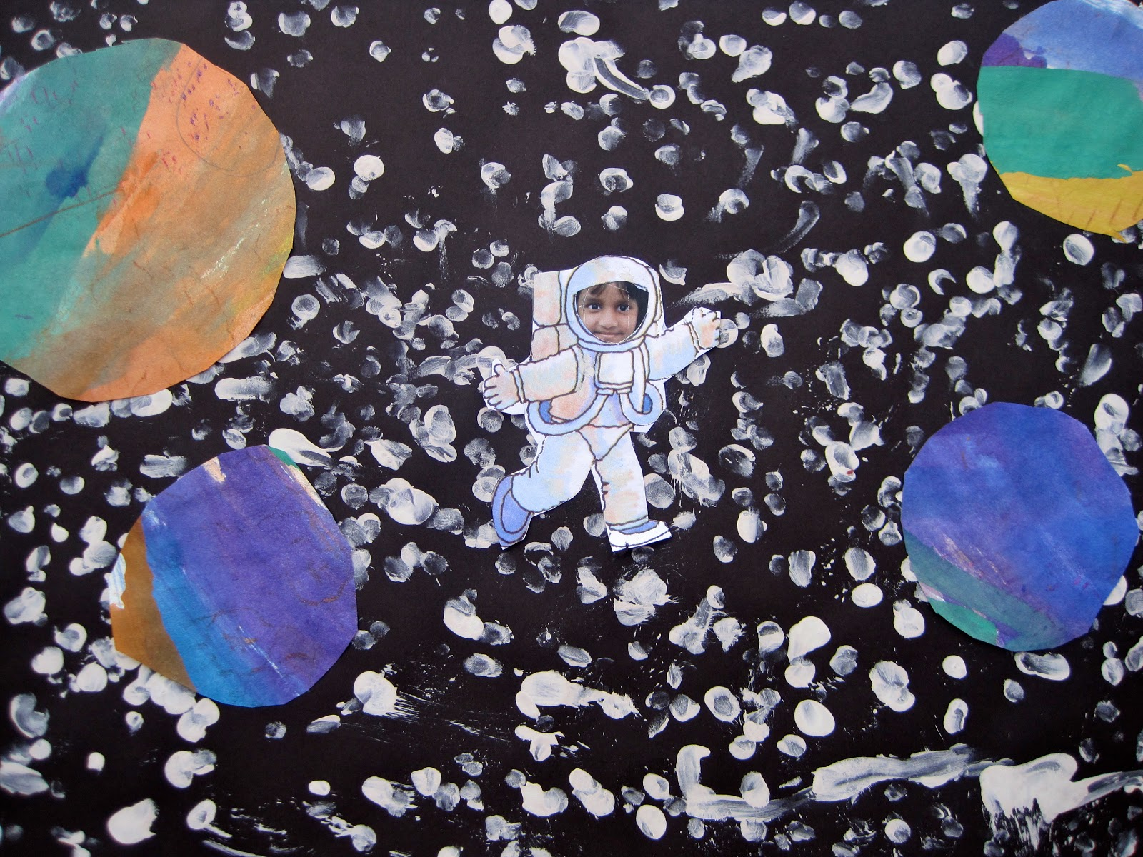 Princess Artypants: Visual Arts In The PYP: Outer Space