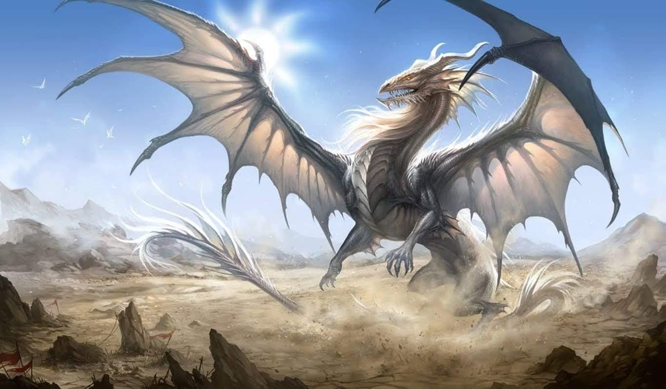 Dragon - Bộ ảnh nền Rồng 3D, HD 4K đẹp nhất cho máy tính