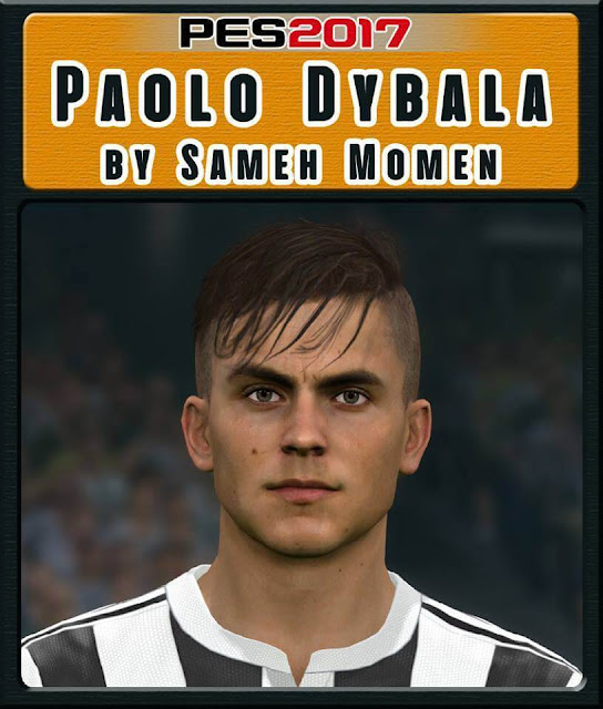 Paulo Dybala New Face PES 2017