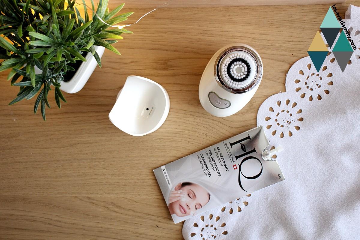 avis et test brosse nettoyante visage sonique