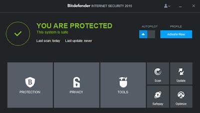 برنامج Bitdefender 2019