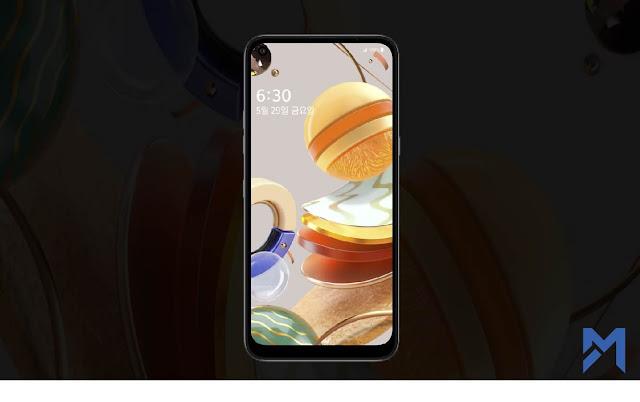 تحميل خلفيات هاتف إل جي LG Q61 بجودة عالية [FHD+]
