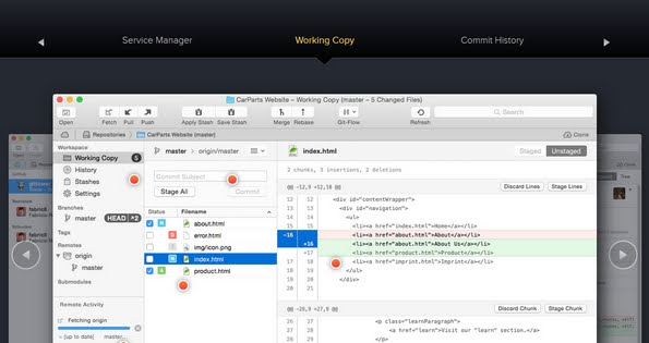 10 Best Graphical Git Clients for Developers