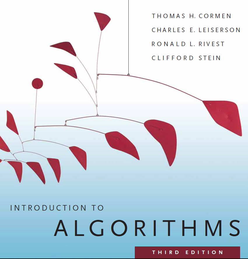 Probucket Introduction To Algorithms Thomas Cormen Charls Ronald