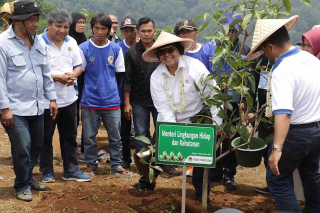 Hutan Serbaguna Wangun Jaya Cianjur, Aksi Nyata Penyelamatan DAS Citarum