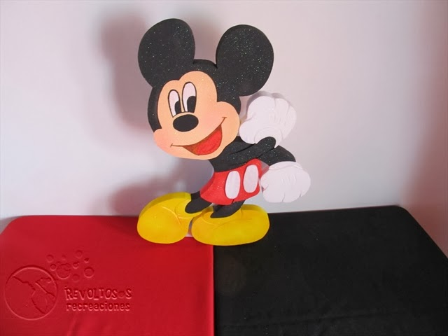 DECORACION FIESTAS INFANTILES MICKEY MOUSE 8 RECREACIONISTAS MEDELLIN