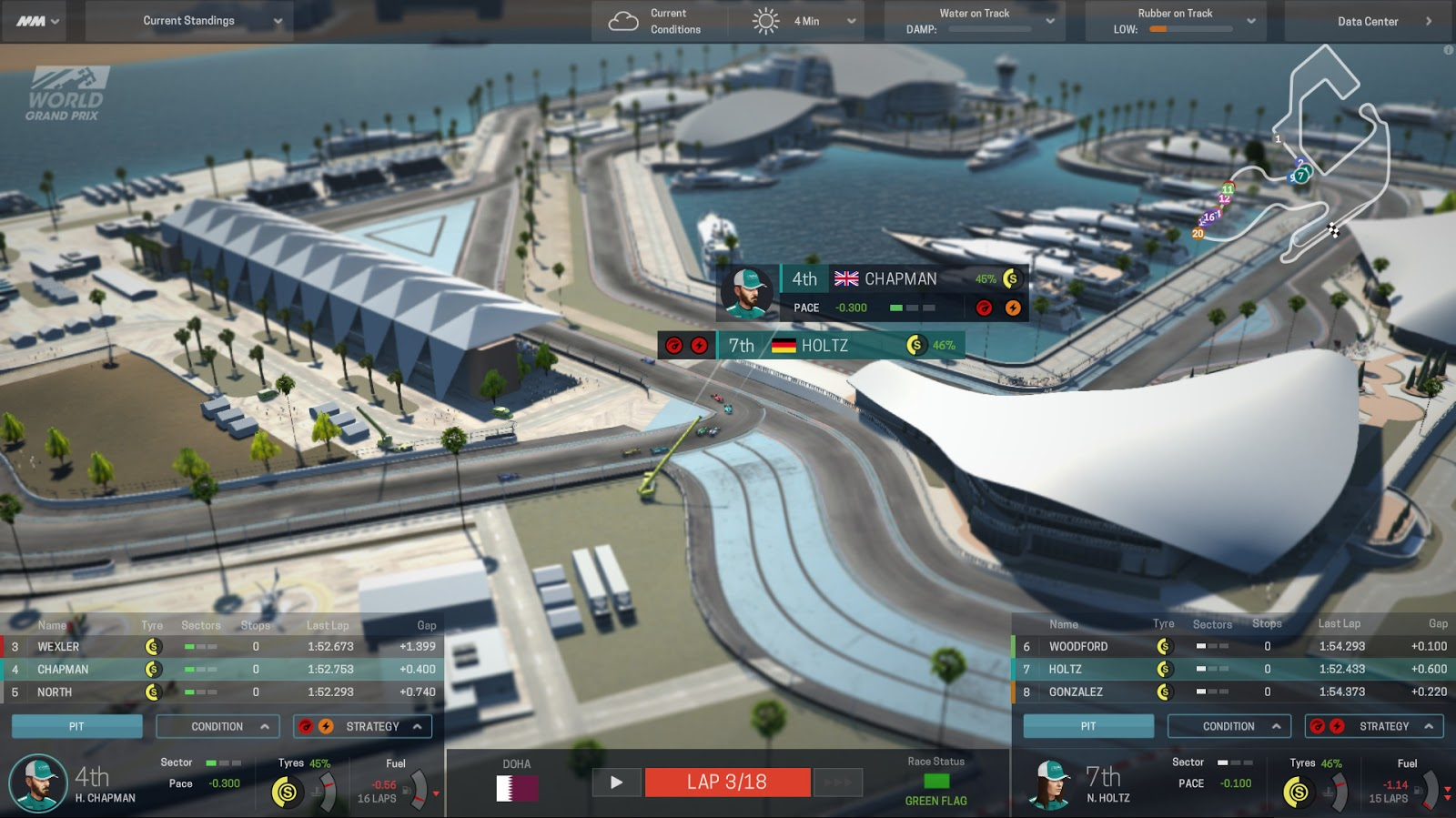Motorsport Manager Free Download for PC