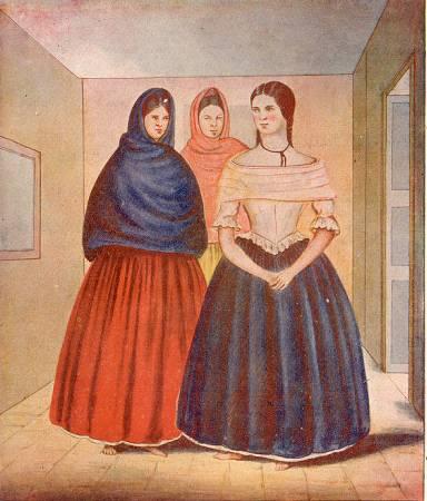 Moda En Las Culturas del mundo: Moda en el siglo XIX en
