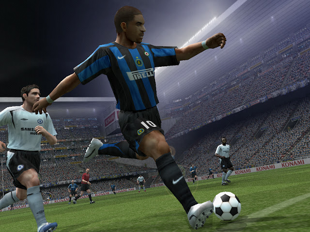 Adriano, PES 6, Inter