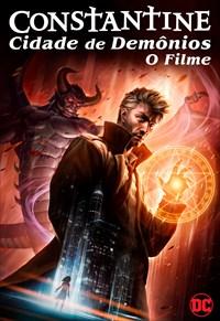 Constantine: Cidade de Demônios Torrent - BluRay 720p/1080p Dual Áudio