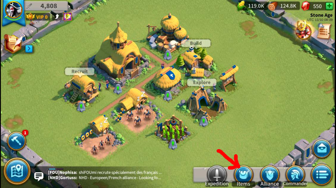 How to switch kingdoms in Rise of Civilizations | How to