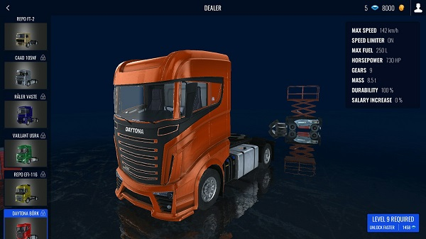 Truck simulator download for android