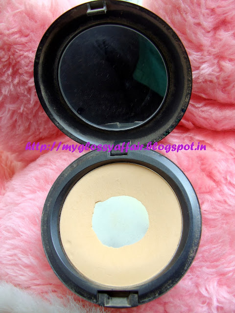 MAC Select Sheer Pressed Powder Review