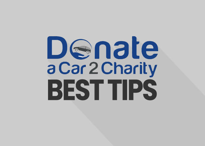 Best 8 Tips for Donating a Car to Charity, can Make it Easy for You Donate a Car