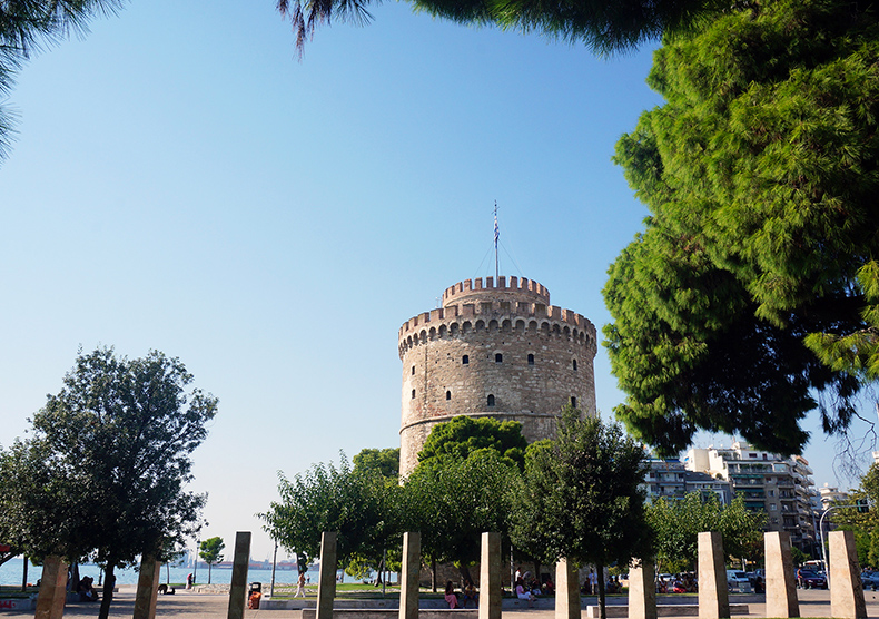 Euriental | fashion & luxury travel | weekend in Thessaloniki, Greece, White Tower