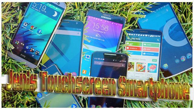 Jenis-Jenis Tipe Layar Sentuh (Touchscreen) Pada Smartphone!