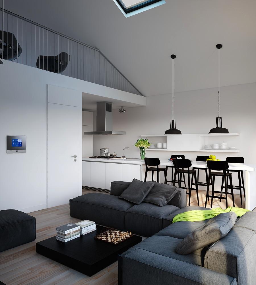 Foto appartamenti ristrutturati moderni for Foto appartamenti moderni