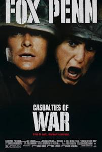 Casualties of War Poster