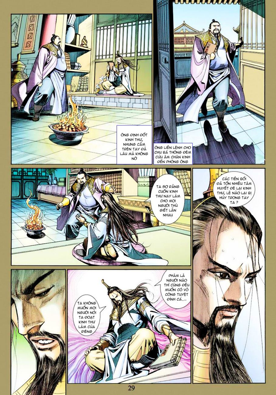 Anh Hùng Xạ Điêu anh hùng xạ đêu chap 40 trang 29