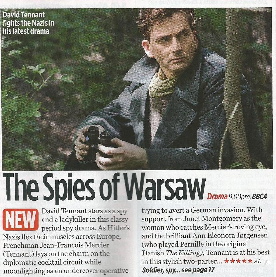Spies Of Warsaw - page 3