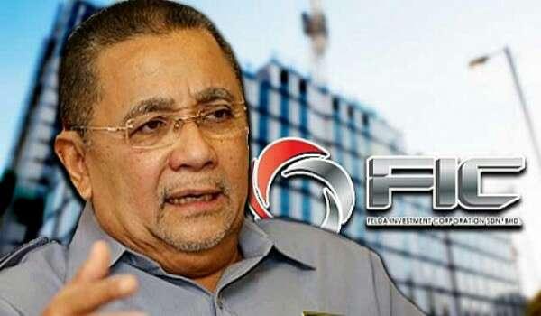 Isa Samad Ditahan SPRM Selepas Beri Keterangan