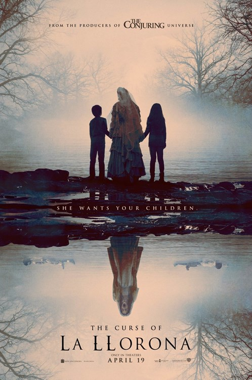 Review Filem The Curse Of The Weeping Woman