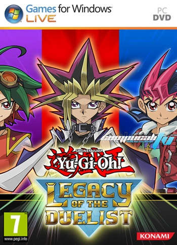 Yu-Gi-Oh! Legacy of the Duelist (2016) PC Full Español