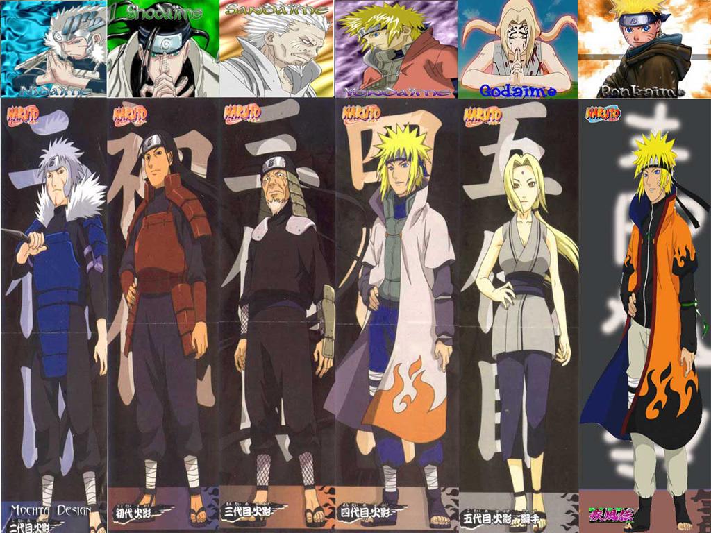 Wallpaper Hd Naruto Hokage