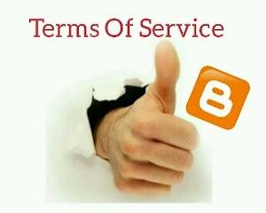 "Cara Membuat ""Terms Of Service"" (TOS) Pada Blog/Website"