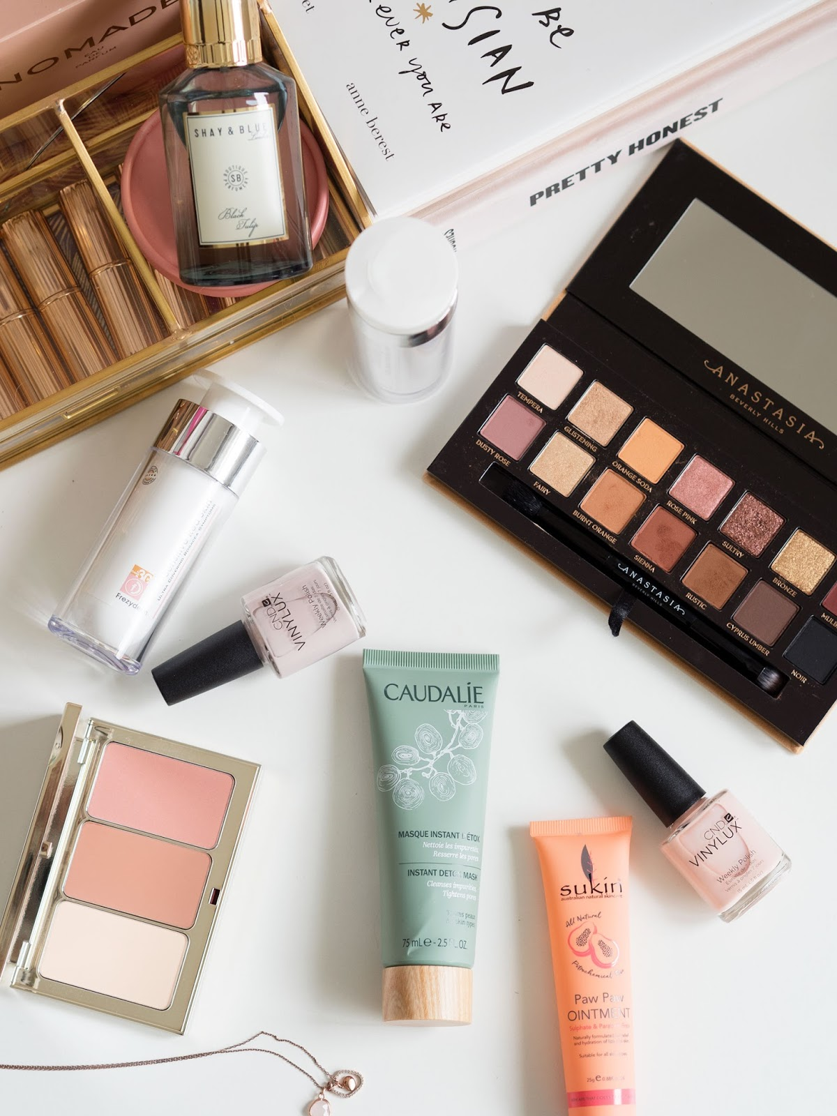 Recent Beauty Favourites