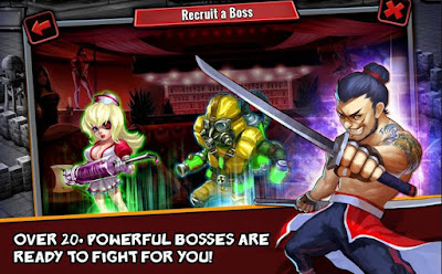 Clash of gangs unlimited money gold