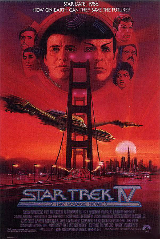 Star Trek IV. The Voyage Home [1986]