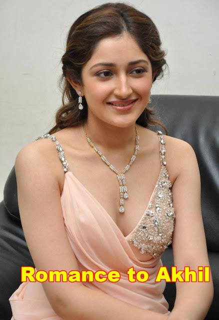 Akhil Movie Heroine To Romance Akhil Again...