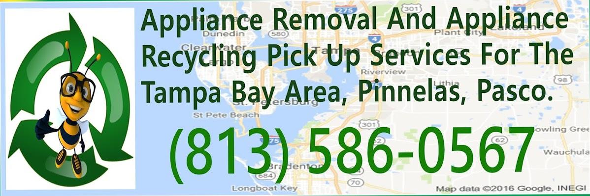 Free Appliance Pick Up Tampa Florida