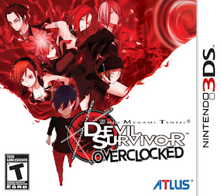Shin Megami Tensei: Devil Survivor Overclocked | Download 3DS CIAs