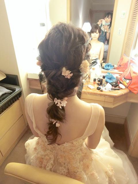 台北新秘|新秘推薦|新娘秘書|彩妝造型師|婚禮造型