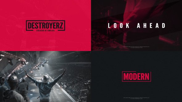 After Effects Templates 2017
