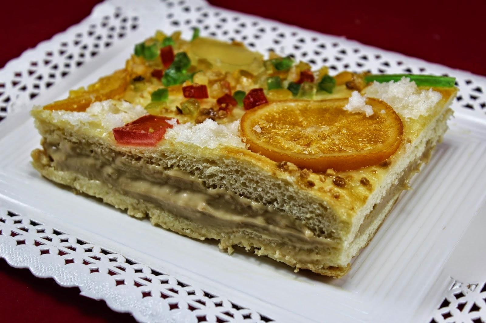 Empanada de los Reyes Magos Ana Sevilla cocina tradicional
