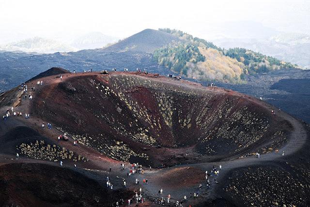 Mount Etna em Catania
