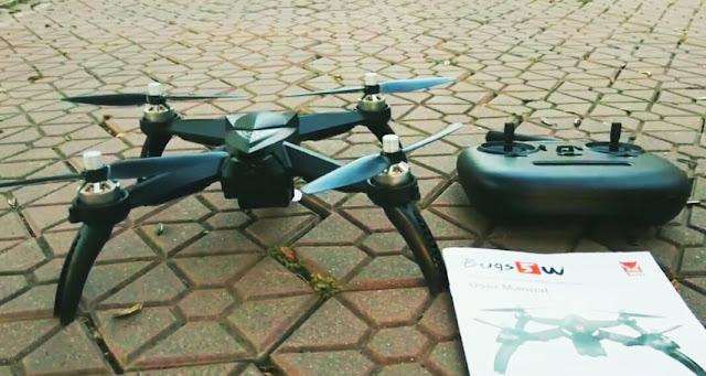 Review Drone MJX Bugs 5W Dengan Kamera Full HD Yang Bening