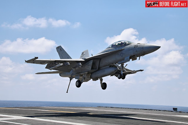Boeing Super Hornet India