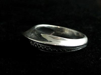 Dual Flow - IKI RYU (粋 - 龍) Ring