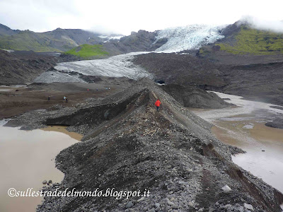 Islanda ghiaccaio