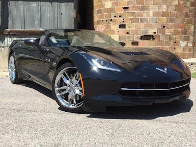 Gently Used 2015 Chevy Corvette Stingray Convertible for sale