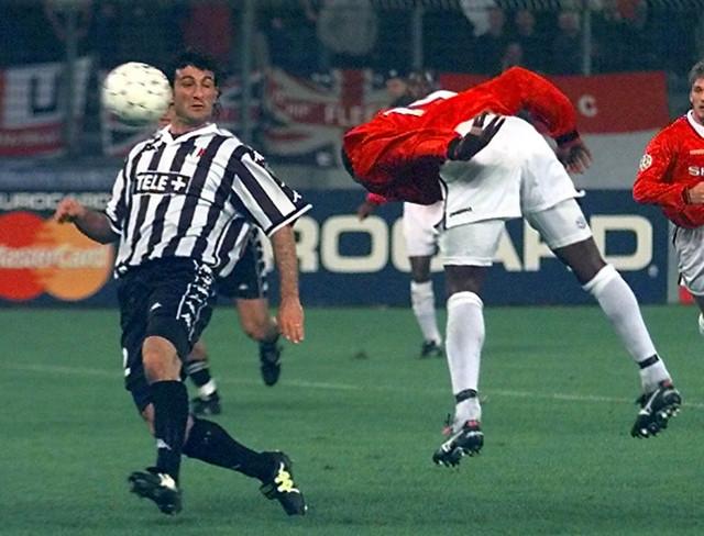 Fritz The Flood Champions League 1998 1999 Manchester