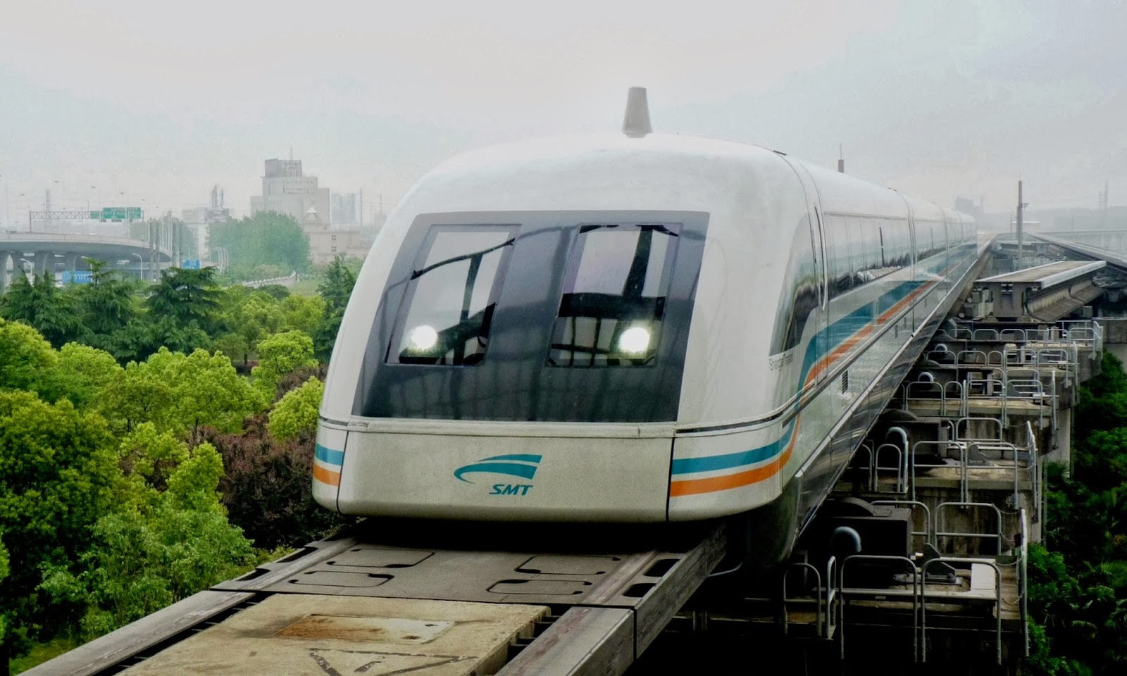 Shanghai Maglev Train Hd Wallpapers