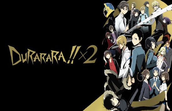 Download Durarara!!x2 Shou Episode 1 – 12 (End) Subtitle Indonesia