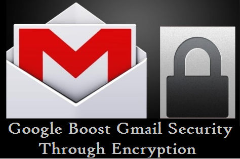 Google Boost Gmail Security Through Encryption