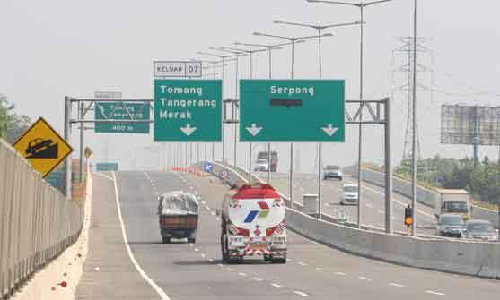 Tol Tangerang Merak
